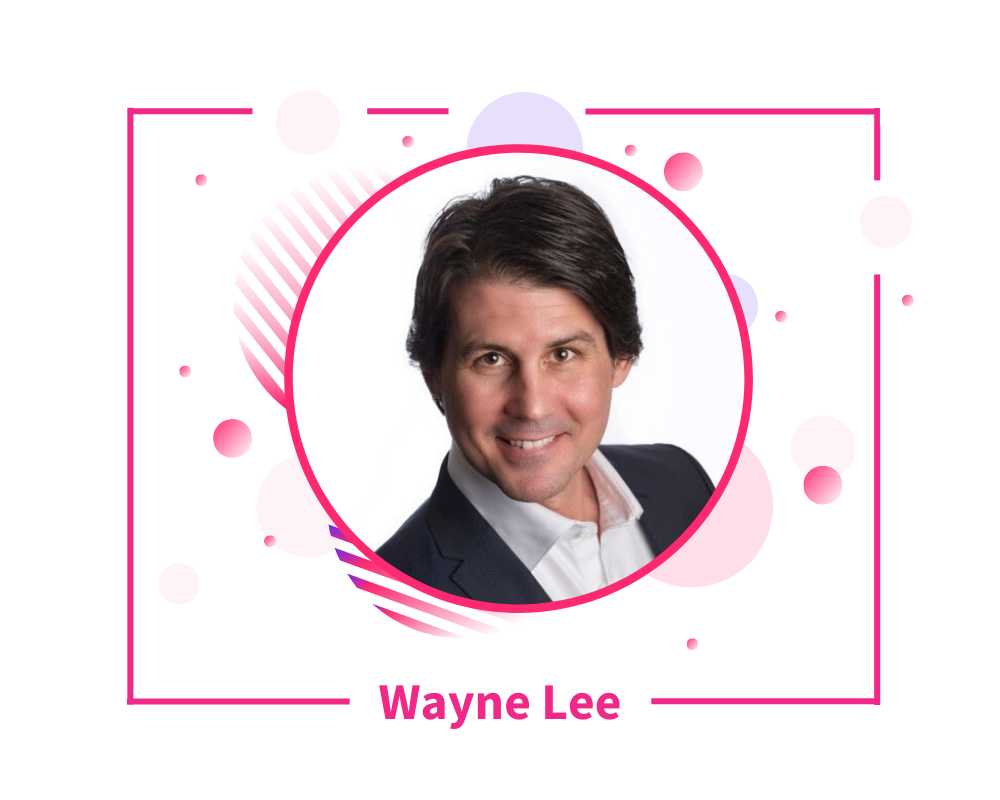 Wayne Lee Graphic for 10 Speaker Bio Examples That Will Inspire You To Update Yours - SpeakerFlow
