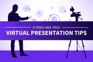Featured Image for 8 Tried And True Virtual Presentation Tips - SpeakerFlow